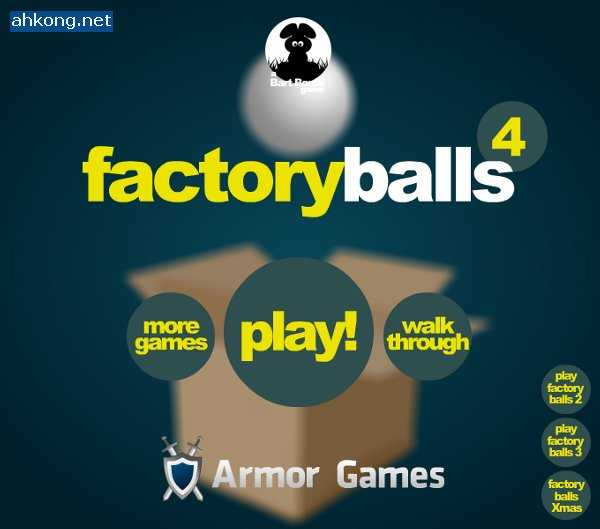 how to solve factory balls 2